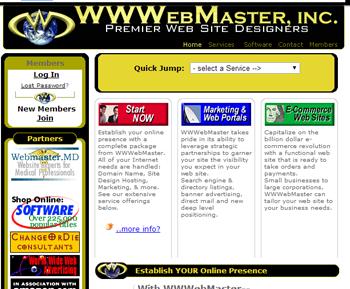 WWWebMaster, Inc. 1998